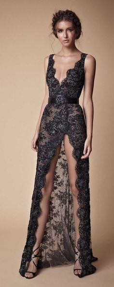 Berta Evening Dress 2018 Sweater Dresses, dress, clothe, women's fashion, outfit inspiration, pretty clothes, shoes, bags and accessories