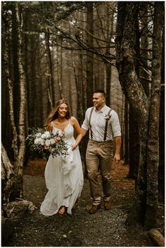 This foggy Roan Mountain elopement turned out to be one of the most beautiful, intimate days I have ever photographed. In the months leading up to. Elope Wedding, Wedding Pics, Paris Wedding, Boho Wedding, Wedding In The Woods, Forest Wedding, Gatlinburg Weddings, Outdoor Wedding Photography, Mountain Elopement