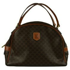 """""""Monogram Alma Boston  Satchel  BG-#2960833"""" Mild signs of wear. Discoloration on leather and slight marking on exterior. See photos. JY . Celine Bags Satchels"""