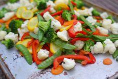 DIY: Stir-fry Vegetable Freezer Packages | Simple Bites