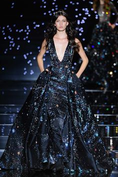 Zuhair Murad Fall 2015 Couture Fashion Show