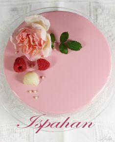 Himbeer-Lychee-Rosen Torte %22Ispahan%22 7