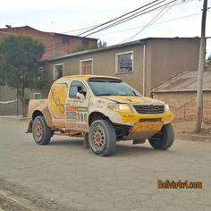 Dakar 2015 #Dakar #Dakar2015 #Bolivia #4x4