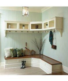 Add a Shower: Inspiring Mud Rooms - mom.me
