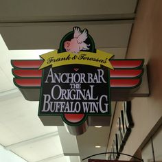 Anchor Bar- Buffalo, NY