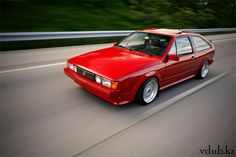 Mk2 Scirocco 16v - Miss this one, first time in 200km/hr