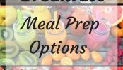 Breakfast Meal Prep Options for the '9-5er'!