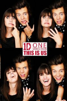One Direction This Is Us Premiere Photobooth