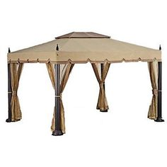 Replacement Canopy For Home Depots Mediterra Gazebo 10x12 By Garden Winds