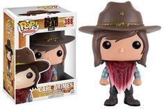 Carl Grimes (The Walking Dead) Funko Pop! Series 6