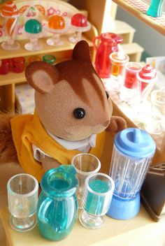 I will never grow out of sylvanian families