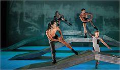 Frédéric Flamand - Zaha Hadid - Metapolis II - Dance - New York Times