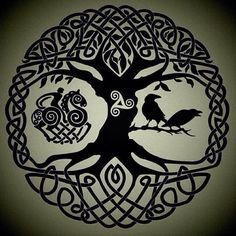 Tree of Life Odin