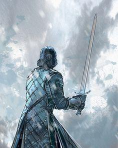 """Jon Snow """"Battle Of The Bastards"""""""