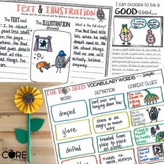 The Bad Seed by Jory John is a great character building story to read to students- even in upper elementary! Check out these upper grade lesson plans that align as book companion activities.