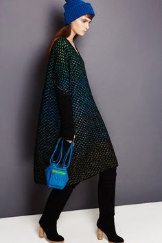 M Missoni | Fall 2014 Ready-to-Wear Collection | Style.com [Photo: Courtesy of M Missoni]