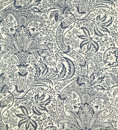 Indian wallpaper, by William Morris George Gilbert (Sir) Scott