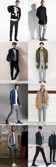 Men's Spring/Summer Athleisure Outfit Inspiration Lookbook
