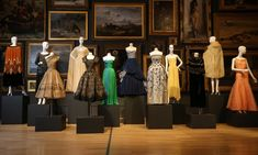 130 pieces of rare French haute couture acquired by National Gallery of Victoria – in pictures French Fashion, Timeless Fashion, Walk In Wardrobe, Renaissance Fashion, The Guardian, Festival Fashion, Couture Fashion, Christian Dior, Melbourne