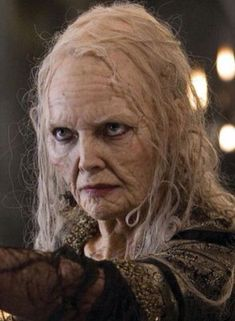 Stardust. Ageing makeup. my inspiration
