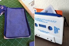 Autostraddle — Make A Thing: Cassette Tape Wallets