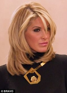 Kim Zolciak Shoulder Length Human Hair Blonde Wig Sale Online Up To Off, Buy Wigs and Get Fast Delivery. Haircuts For Medium Hair, Medium Hair Cuts, Medium Hair Styles, Curly Hair Styles, Natural Hair Styles, Medium Layered Hair, Blonde Wig, Dark Blonde, Great Hair