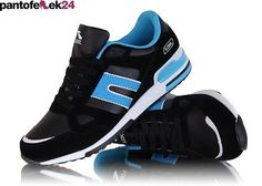 Czarne buty sportowe / Black athletic shoes / 78 PLN #summer #sport #spring #shoes #athletic