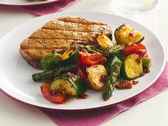 Spicy Chipotle Grilled Vegetables  http://www.bettycrocker.com/recipes/spicy-chipotle-grilled-vegetables/1c1c1c09-5202-484a-bcf8-031921a4cb8d