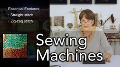 Sewing Machine Resources - AHTV-R01 (HD)