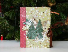 Elli's handmade world: Frohe Weihnachten! Gift Wrapping, Scrapbook, Album, Gifts, Christmas, Gift Wrapping Paper, Presents, Wrapping Gifts, Scrapbooking