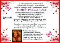#coachigPersonal #RegistrosAkáshicos en Octubre 2014, en Mardel FH #ColmenarViejo Reserva tu cita ya!