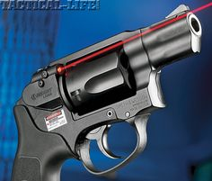 "Smith & Wesson BODYGUARD® 38 - My personal favorite, perfect for Concealed Carry.  ""The first in personal protection with integrated lasers, the Smith & Wesson BODYGUARD is uniquely engineered as the most state-of-the-art, concealable and accurate personal protection possible. Lightweight, simple to use and featuring integrated laser sights – nothing protects like a BODYGUARD. Get one and carry more confidently, walk more confidently."""