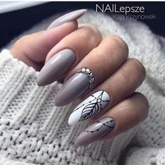 50 Classy Nail Designs with Diamond Ideas that will Steal the Show - cute nails - Stiletto Nail Art, Matte Nails, Pink Nails, Gel Nails, Acrylic Nails, Coffin Nails, Diamond Nail Designs, Diamond Nails, Nails Design With Diamonds