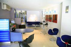 Location:  Absolute Dental Centre Ltd, Kingsbridge.    Designer:  Alan Tate at Grey Associates in Totnes