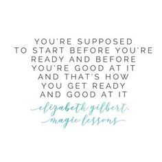 Yes and yes and yes.  .  .  .  .  .  #pursueyourpassion #doterra #hustlewithheart   #passionproject #goaldigger #lizgilbert #quotes #makeitblissful #seekthesimplicity #communityovercompetition #creativelife #girlbosses #ladyboss #beyourownboss #dontquityourdaydream #creativehappylife #mycreativebiz #businesschicks #bossbabe #risingtidesociety #womenhelpingwomen #womeninbiz #womenintheworld #girlboss Liz Gilbert, Dont Quit Your Daydream, Goal Digger, Passion Project, Be Your Own Boss, Bossbabe, Yes, Doterra, Boss Lady