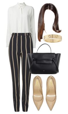 """Untitled #614"" by alejandramalagon ❤ liked on Polyvore featuring T By Alexander Wang, Topshop and Yves Saint Laurent"
