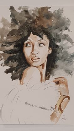Artist Debra Cartwright, The Lady Who Is Bringing The Idea Of The 'Carefree Black Girl' To Life With Art | Fashion, Trends, Beauty Tips & Celebrity Style Magazine | ELLE UK