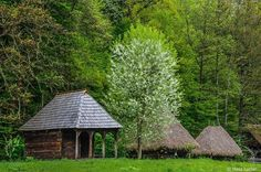 Bucharest Romania, Gazebo, Outdoor Structures, House Styles, Outdoor Decor, Beautiful, Museum, Home Decor, Houses