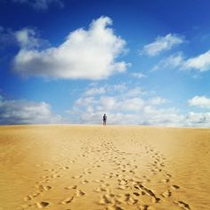 Jockey's Ridge State Park in Nags Head, NC