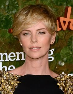 Charlize Theron's golden shoulders Lainey Gossip Entertainment Update