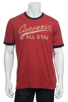 a7d8bfecf0fbd8 Converse Core Varsity T-Shirt – Chili Pepper « Impulse Clothes