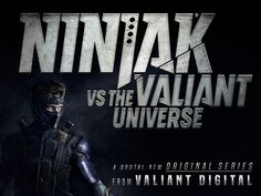 Valiant Announces Ninjak VS. the Valiant Universe Digital Series
