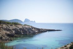 Azure blue water - Ibiza. Image: Gypsy Westwood.