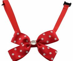 Pet Tie Dogloveit Pet Puppy Cat Dog Bow Tie Polka Dot Style Adjustable Bowtie w/ Crystal Fashion Accessories No description (Barcode EAN = 0523159363388). http://www.comparestoreprices.co.uk/pet-accessories/pet-tie-dogloveit-pet-puppy-cat-dog-bow-tie-polka-dot-style-adjustable-bowtie-w-crystal-fashion-accessories.asp