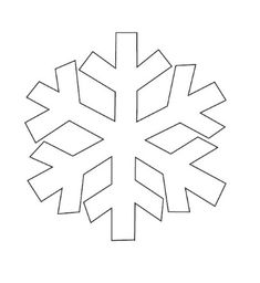 Paper Snowflakes and Snowflake Crafts Paper Snowflake Patterns, Snowflake Template, Snowflake Craft, Paper Snowflakes, Snowflake Designs, Snowflake Ornaments, Snowflake Printables, Snowflake Cutouts, String Art Templates