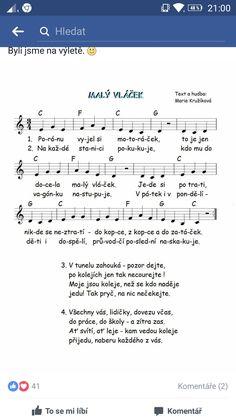 Montessori, Sheet Music, Music Score, Music Notes