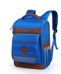 efab214f02 2017 Boys and girls school bags children s orthopedic backpack high qu