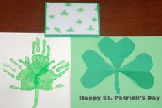 Easy St. Patrick's Day Crafts!