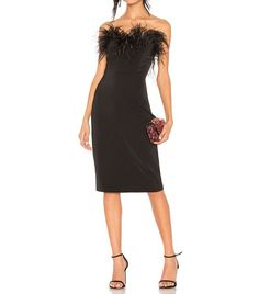 Shop for LPA Aurora Dress in Black at REVOLVE. Fashion Pants, Fashion Dresses, Fashion Beauty, Girl Fashion, Aurora Dress, Nice Dresses, Formal Dresses, New Fashion Trends, Who What Wear
