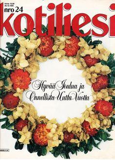 Kotiliesi 1985, 24  www.simoterho.com --> Muuta --> Suomalaisia lehtimainoksia 1980-luvulta
